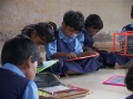 Informal education class of Trishala Madame  2003