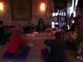 Odanadi Sweden organize a group with people that takes part of the Yoga Stops Traffick day 2014.